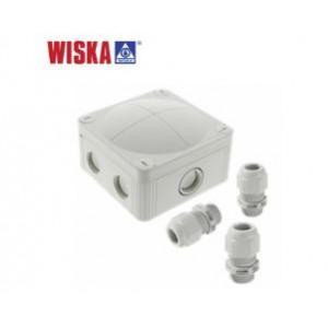 Wiska kabeldoos 407/3 + 3xESKV20 plus gs.