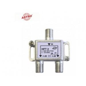Astro HFT2 verdeler 2-v, tot 1.218 MHz