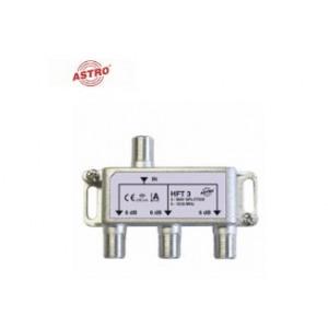 Astro HFT3 verdeler 3-v, tot 1.218 MHz