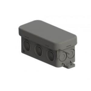 Kabeldoos 89x43x37mm     FE 25   IP-54