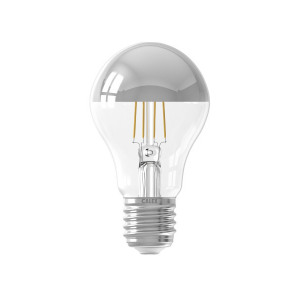 Calex LED Full Glass Filament GLS-lamp Top-mirror  220
