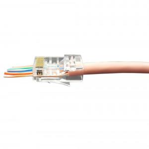 KLEMKO RJ45-EZ-C5e - EZ-RJ connector CAT5e