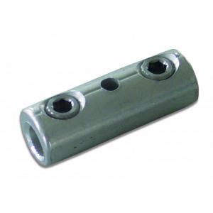 Schroefkoppelstuk (messing) voor Cu, 1,5 - 16mm²